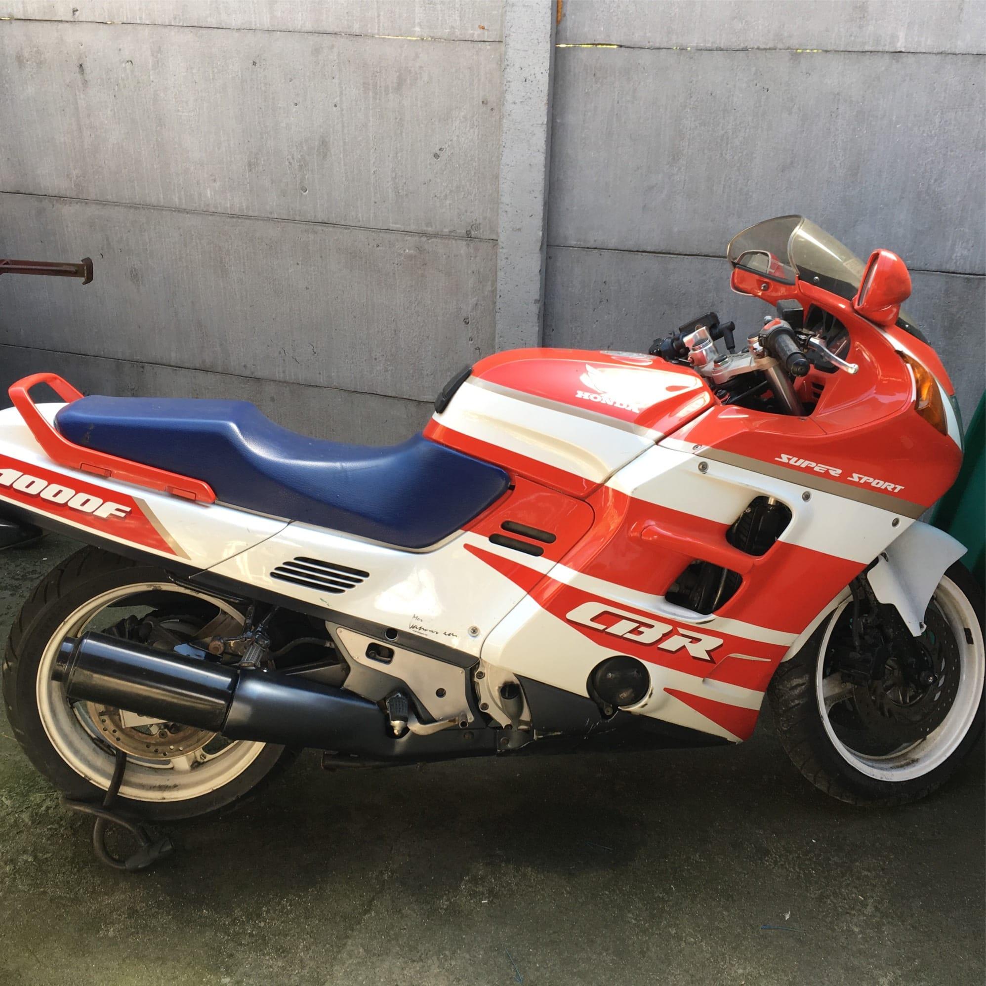 Licytacja komornicza motocyklu