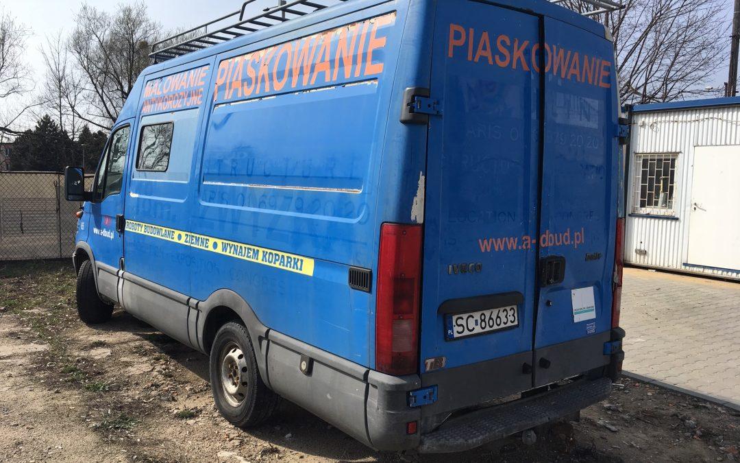 Pierwsza licytacja ruchomości IVECO Samochód ciężarowy, 30.08.2019 r. w Częstochowie